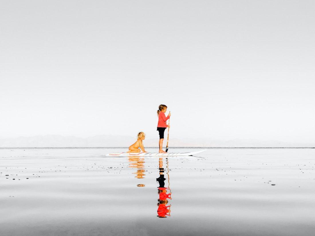 La visualizzazione di un obiettivo modifica la postura.